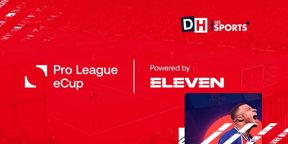 La DH Les Sports+ vous invite à son deuxième tournoi de qualification en vue de la Pro League eCup
