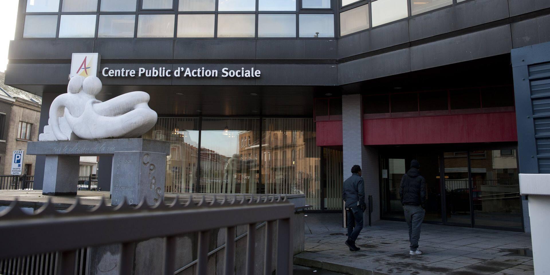 Le CPAS de La Louvière contraint de recourir à une société de gardiennage
