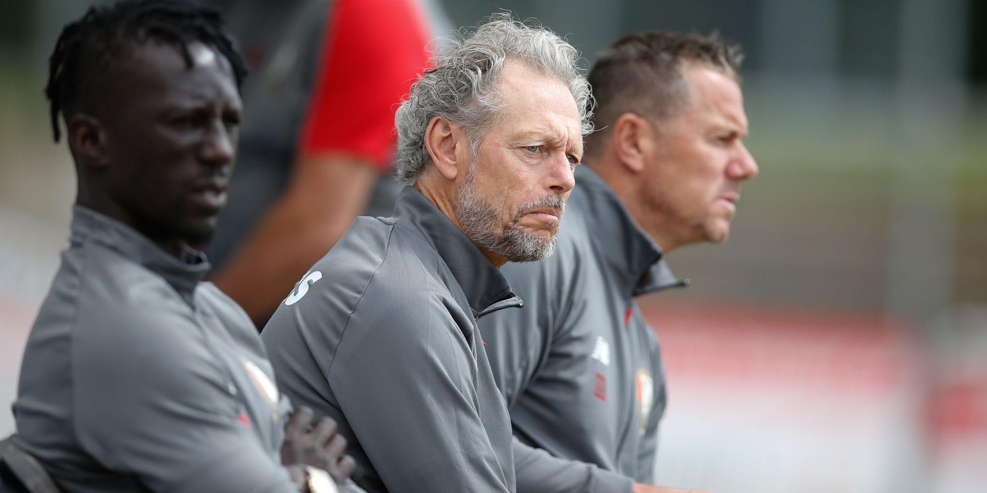 """Michel Preud'homme explique le mode de fonctionnement de son staff: """"C'est lui qui fait marcher tout le club"""""""