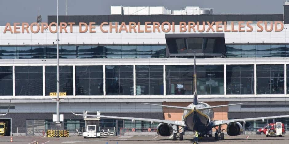 """Coronavirus : l'aéroport de Charleroi passe en """"phase 2"""""""