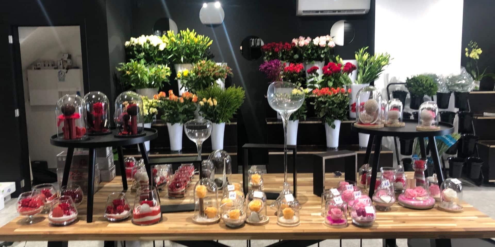 Manage : Une nouvelle fleuriste quitte tout pour ouvrir sa boutique