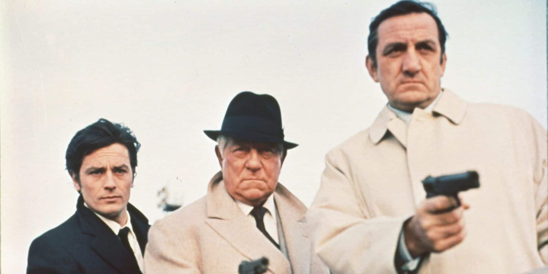Gabin, Delon et Ventura, trois stars dociles... ensemble