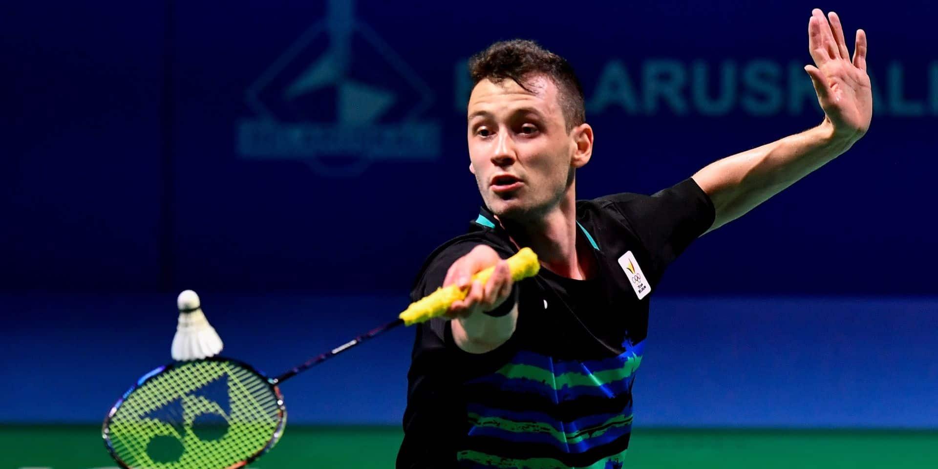 Badminton : la Belgique bien partie en qualifs pour l'Euro