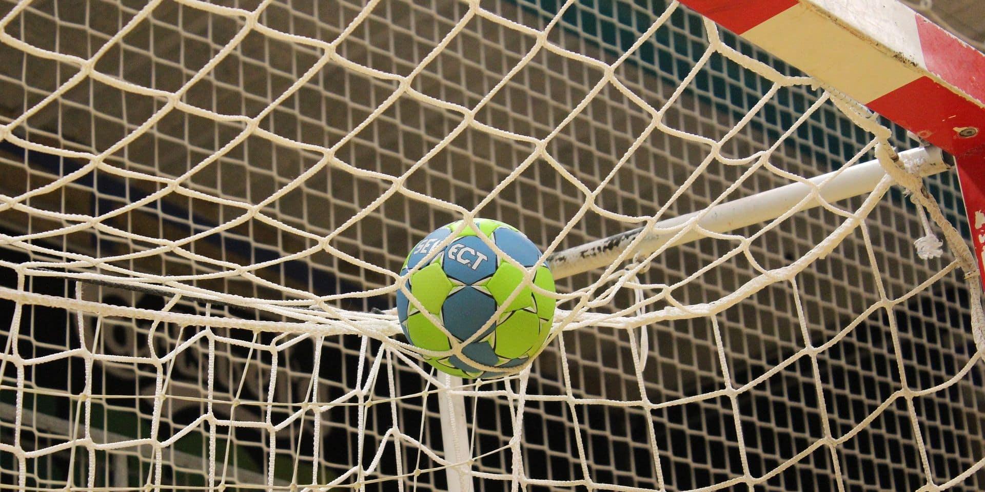 Handball: deux des meilleurs clubs belges envisagent de fusionner
