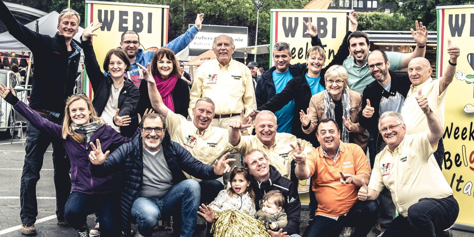 Le Webi fête son grand retour ce week-end à Tubize