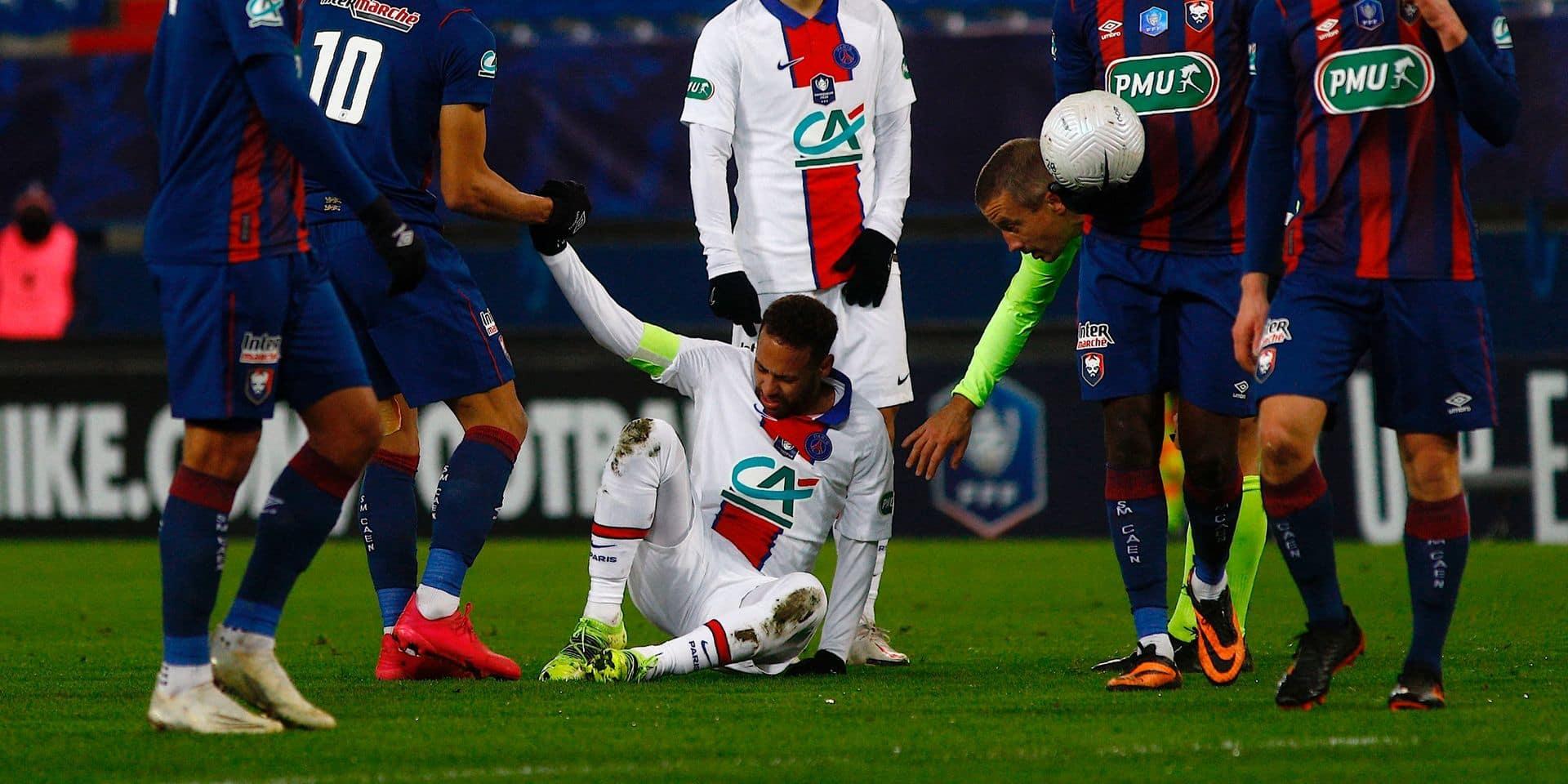 """Quand Pascal Dupraz charge le PSG et sa star: """"Je ne vais pas pleurer, je laisse ça à Neymar"""""""