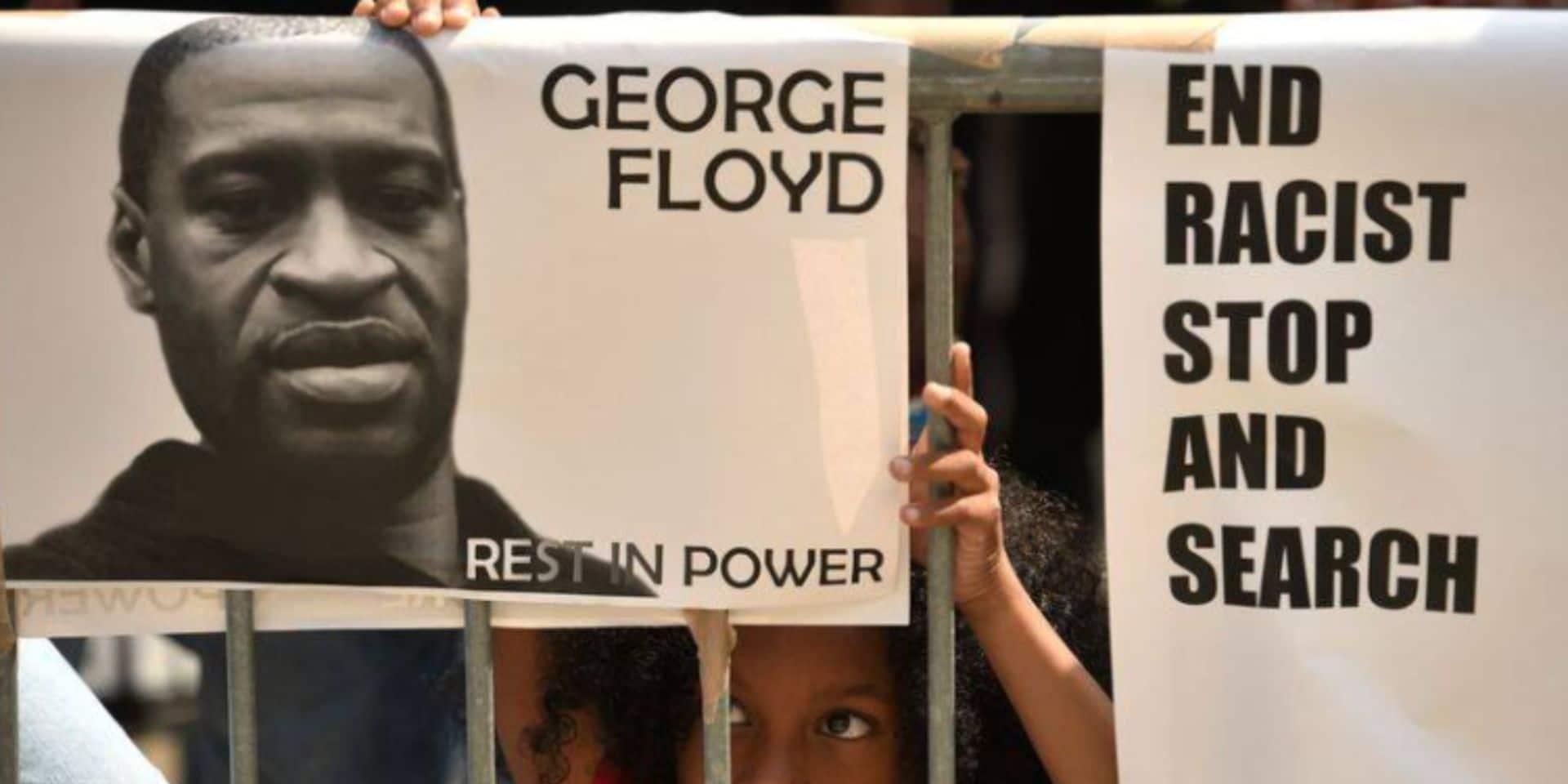 """L'une des soeurs de George Floyd appelle à battre Trump: """"Si il est réélu pour quatre ans, nous allons tous en enfer"""""""