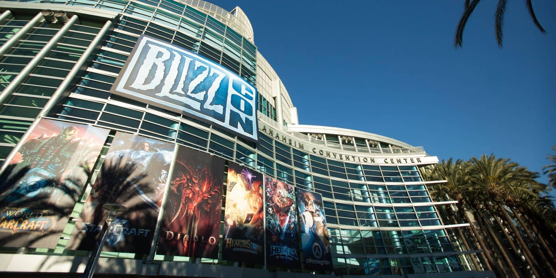 La BlizzCon, une convention à part pour des joueurs à part