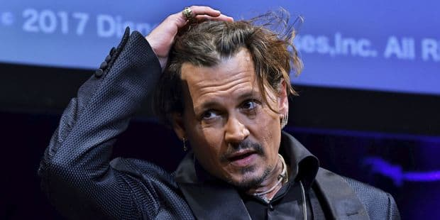 Johnny Depp : excédés par son mode de vie, deux gardes du corps le poursuivent en justice - La DH