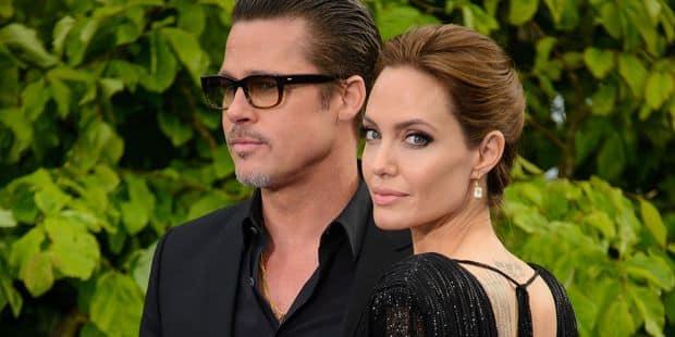 Angelina Jolie empêche un peu trop Brad Pitt de voir leurs enfants - La DH