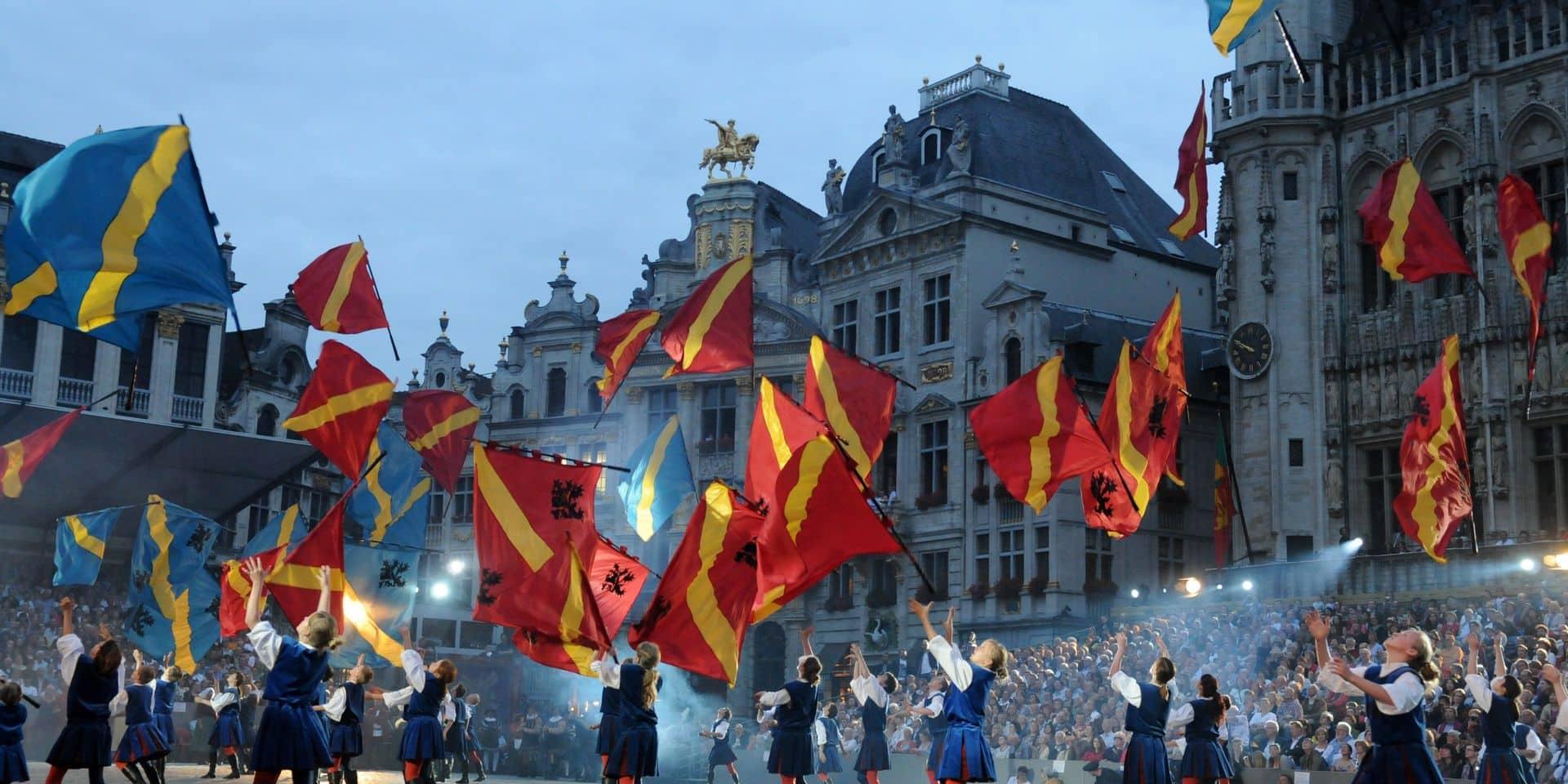 """L'Ommegang inscrit au patrimoine de l'humanité: """"Cela positionne Bruxelles, sa région et le pays comme référence culturelle internationale"""""""