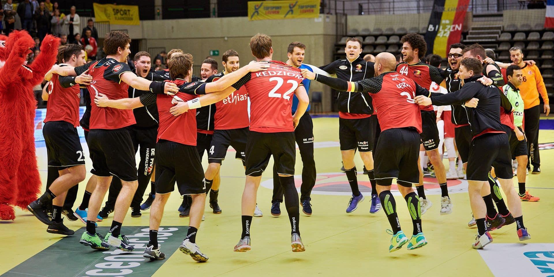 Handball: les Wolves face à la Serbie et à la Croatie sont connus