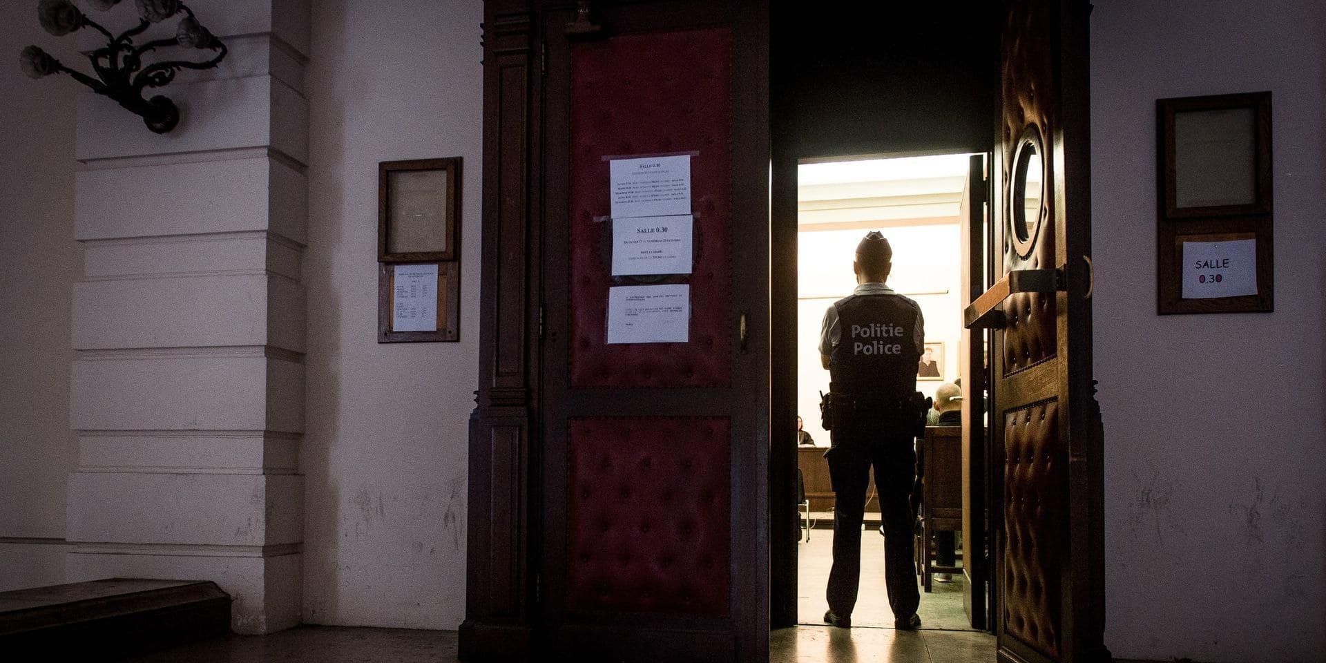 Plus de 700 condamnations pour des infractions Covid au tribunal de police de Bruxelles