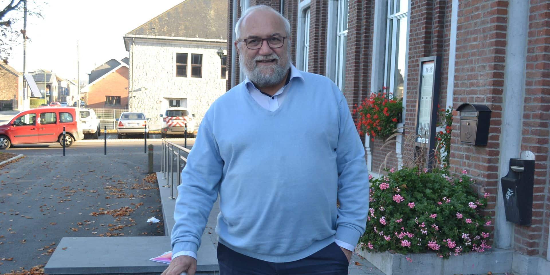 Jacques Chaplier : « Ni chars ni mitrailleuses dans les rues de Hotton »