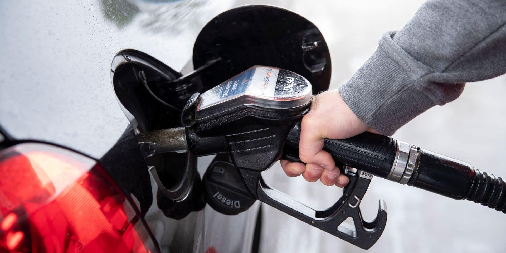 Le diesel sera moins cher dès ce mardi!