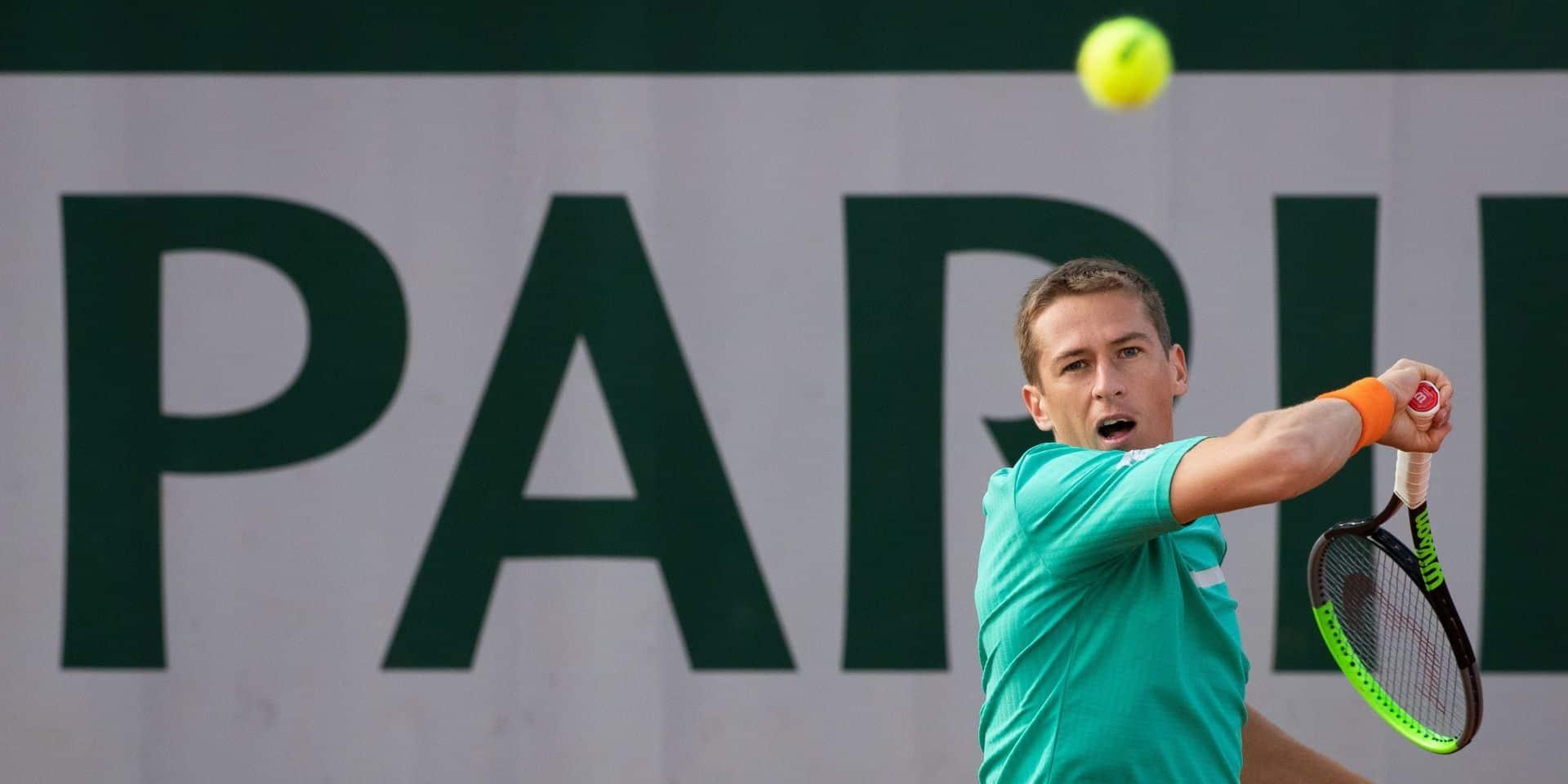 Open d'Australie: désormais 72 joueurs et joueuses en quarantaine stricte, dont Kimmer Coppejans