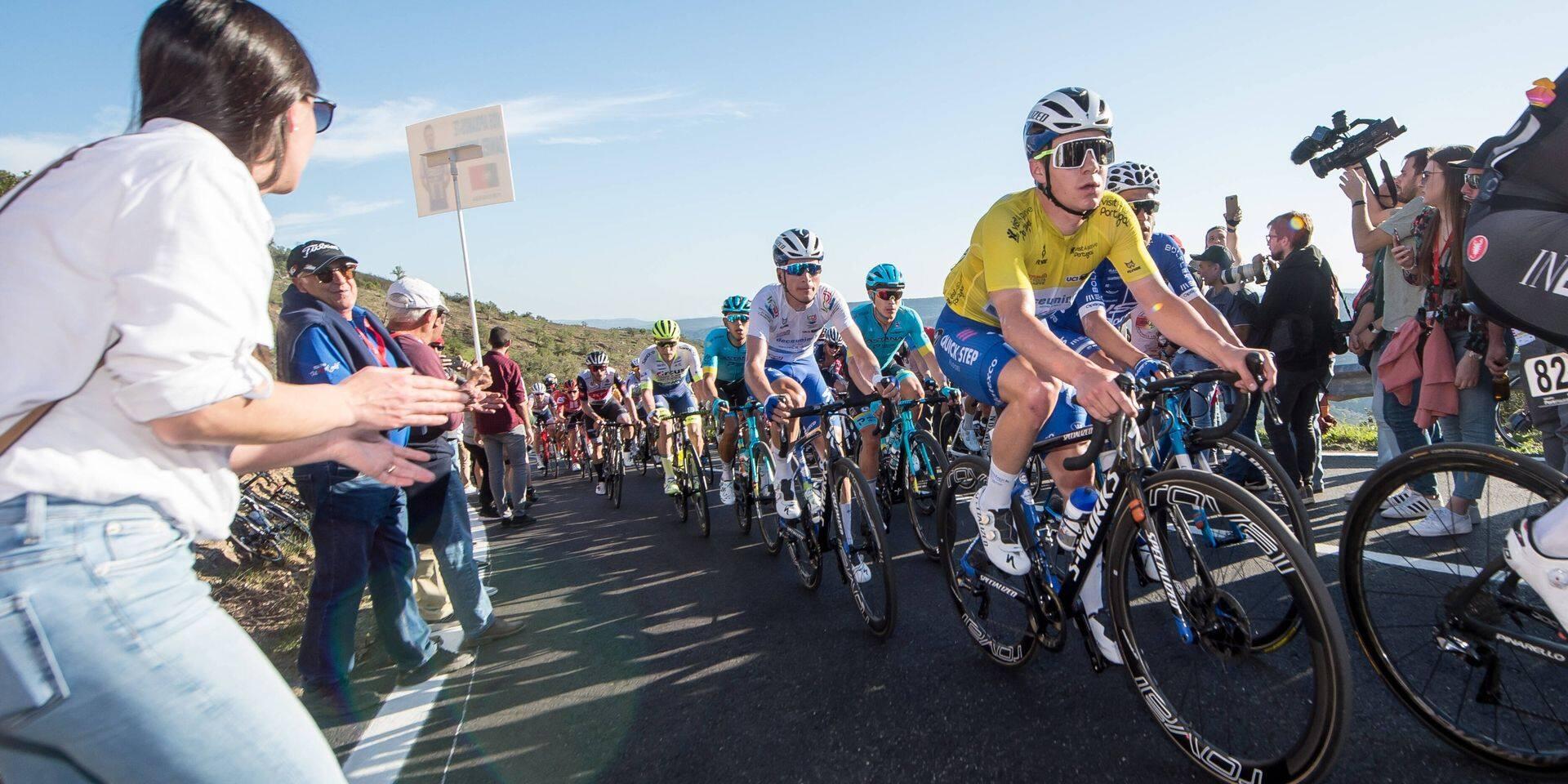 "Nibali : ""Evenepoel peut être une suprise au Giro"""