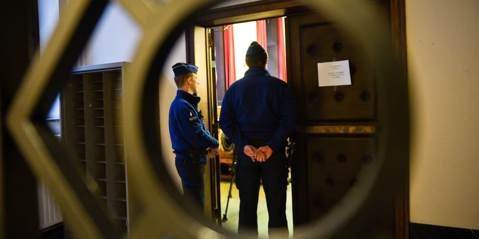 Mons: 30 mois de prison ferme pour un récidiviste