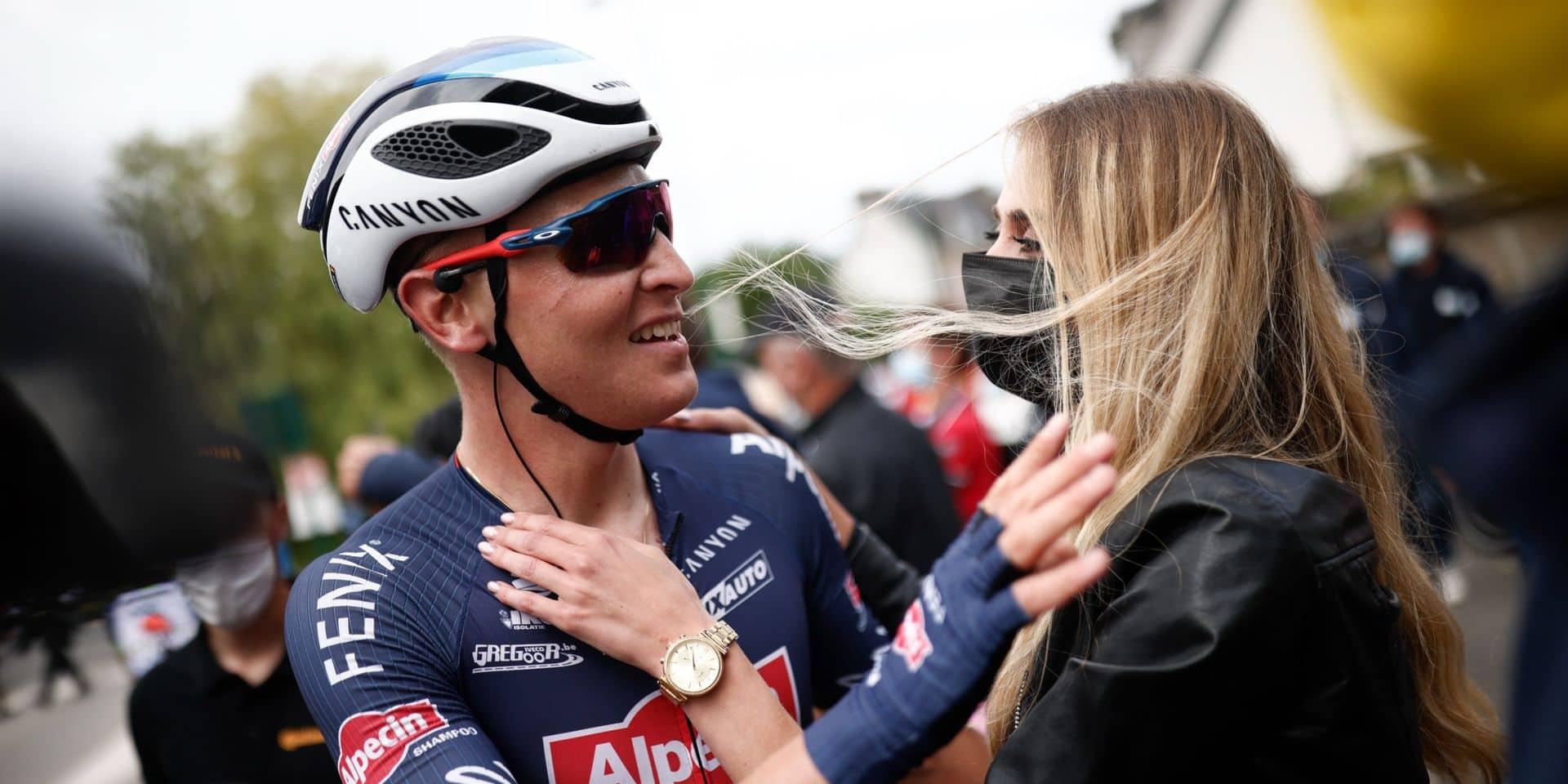 """Merlier incrédule après sa belle victoire lors de la troisième étape du Tour: """"Je vis un rêve"""""""