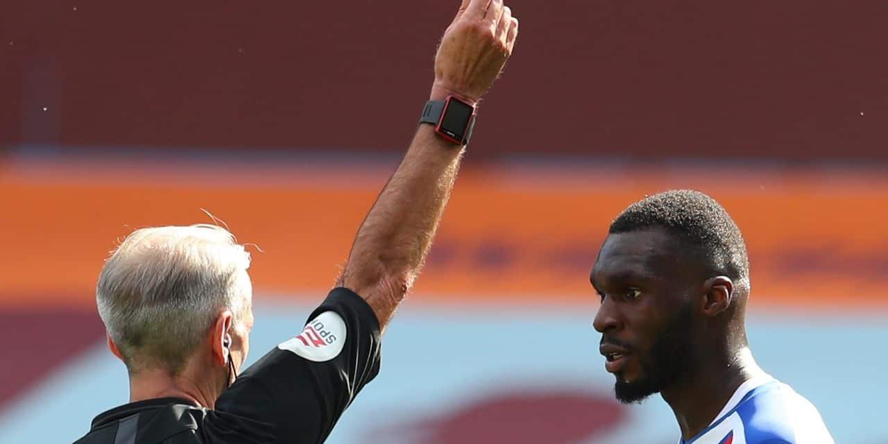 Roy Hodgson, l'entraîneur de Crystal Palace, déçu de l'exclusion de Christian Benteke