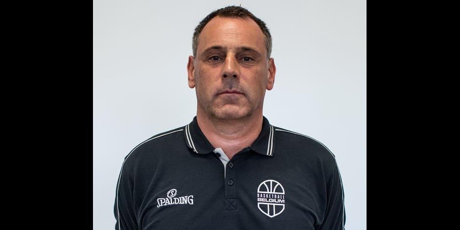Basket-ball: Yvan De Vreught de retour sur le banc de Woluwe
