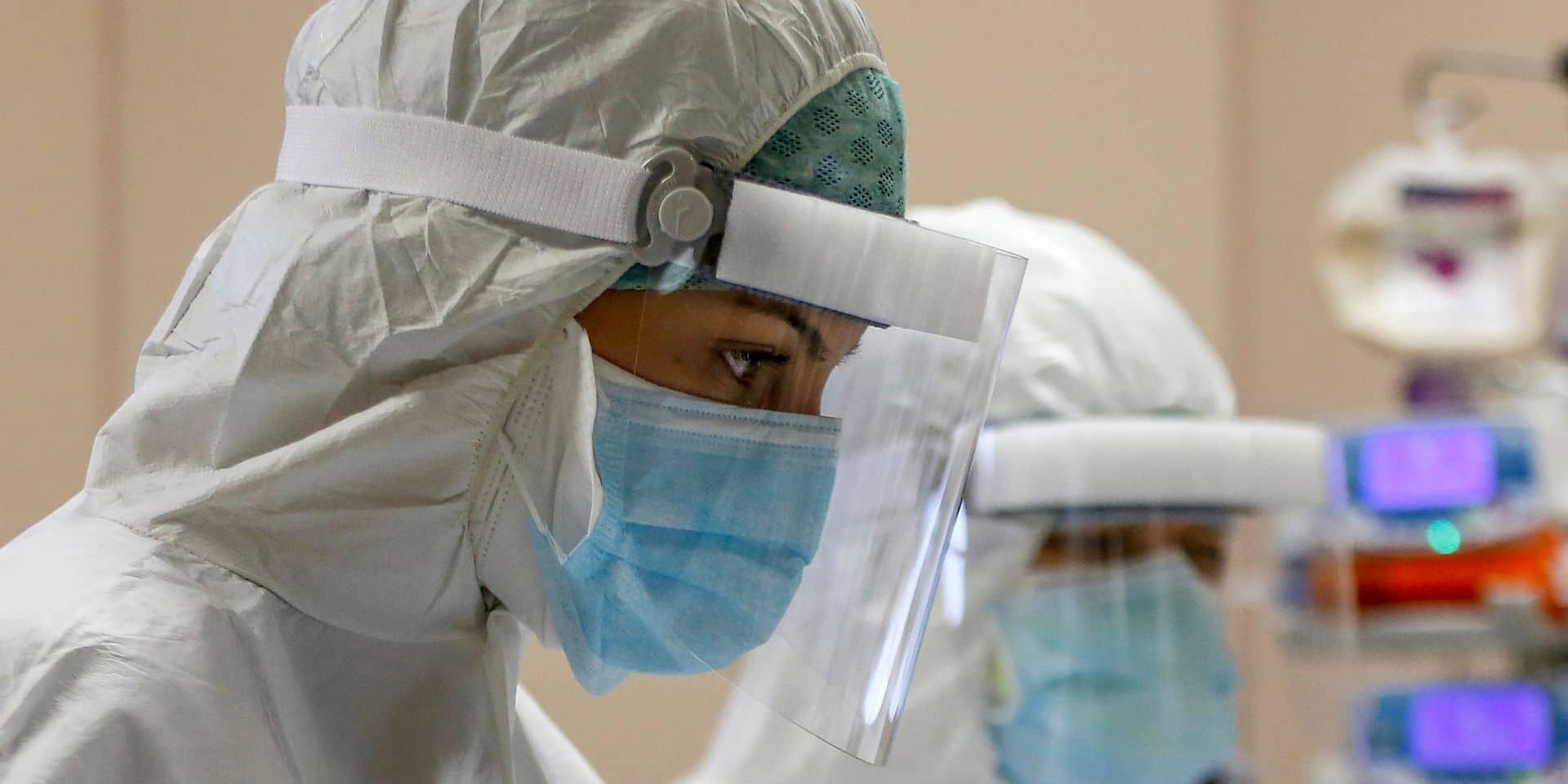 En Italie, 300 soignants saisissent la justice contre l'obligation vaccinale