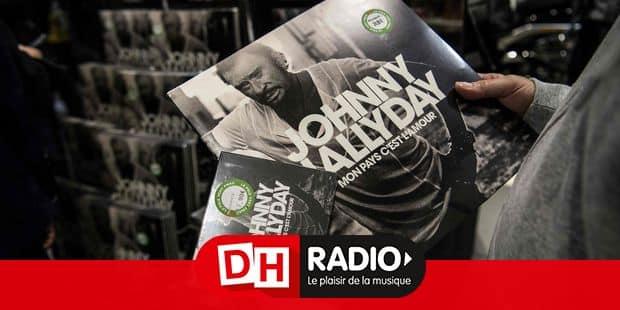 Son fils David va parler…à travers un album — Johnny Hallyday