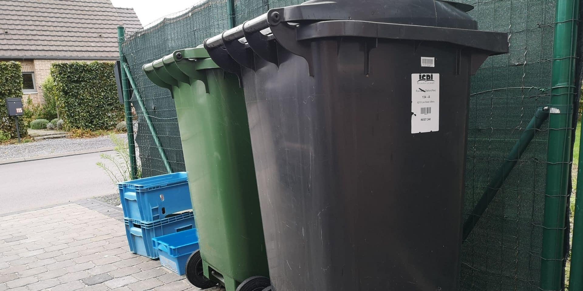 Le sac-poubelle un peu plus cher à Waterloo, la poubelle à puce envisagée
