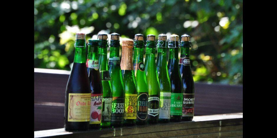DH Explore : Bières et gueuzes.