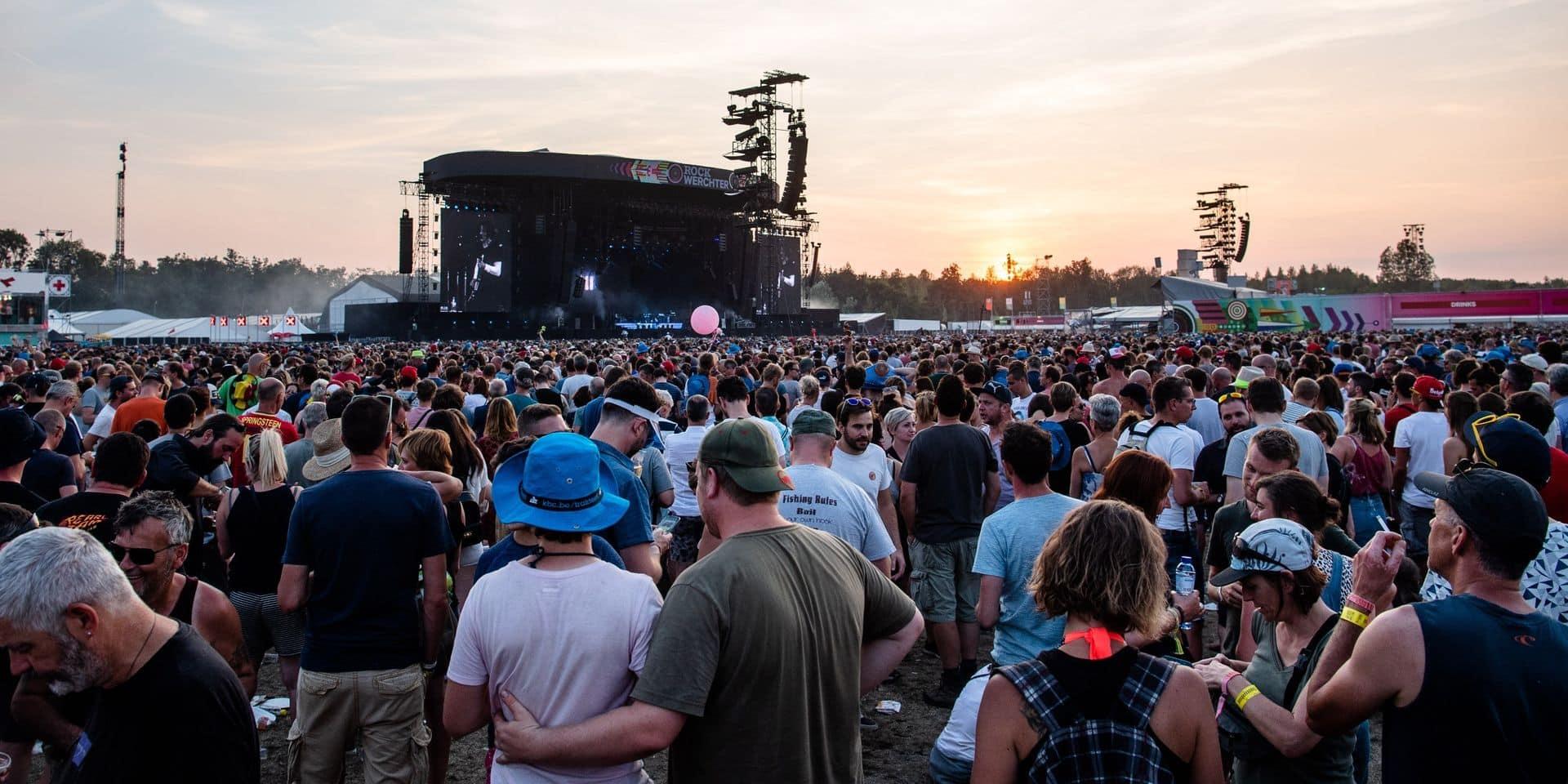 Les festivals sont officiellement annulés jusqu'au 31 août