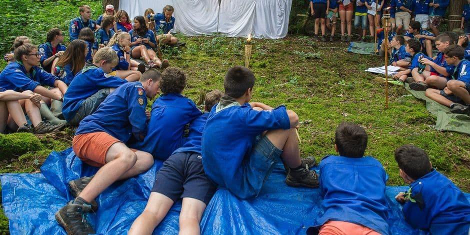 Camp scouts : un arrêté du gouverneur de la province de Namur ordonne d'évacuer les camps en cours et de postposer les arrivées des suivants
