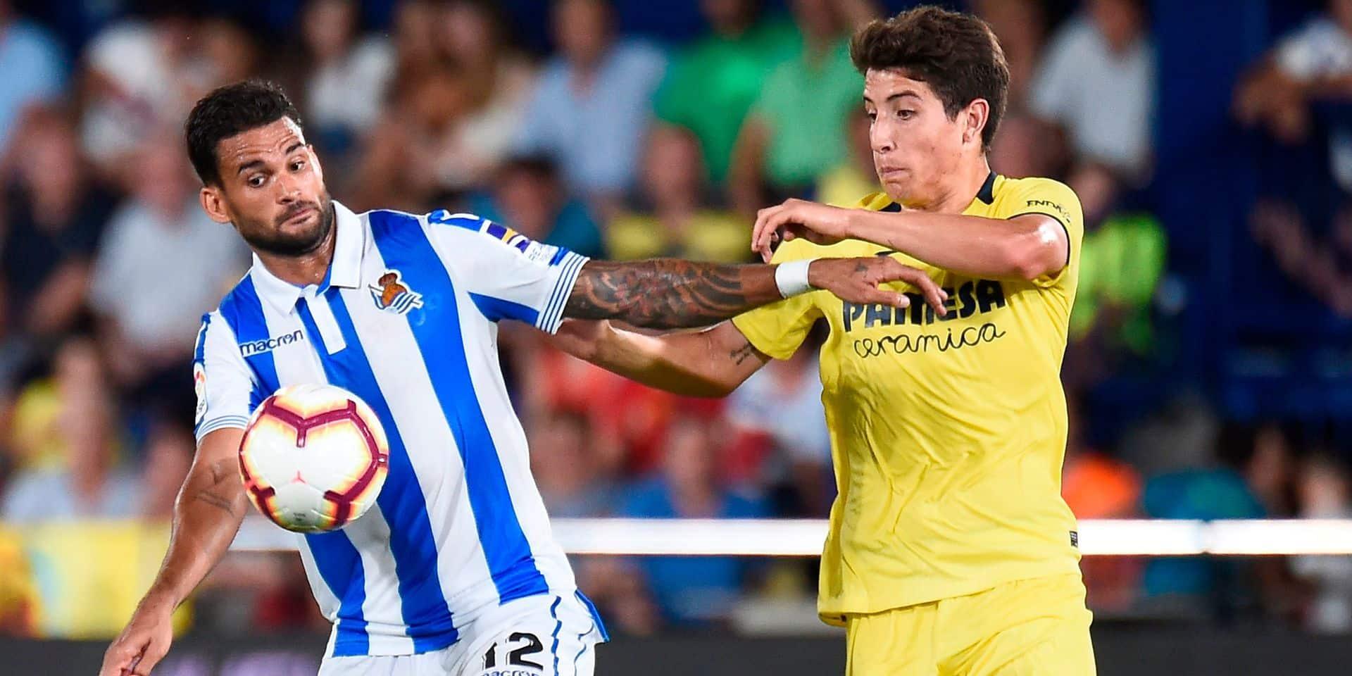 Liga: La Real Sociedad en échec à Leganes, mais leader