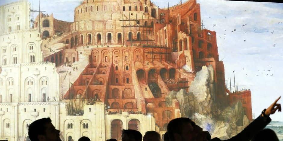 Bruxelles-Ville : Un parcours street art pour les 450 ans de la mort de Bruegel