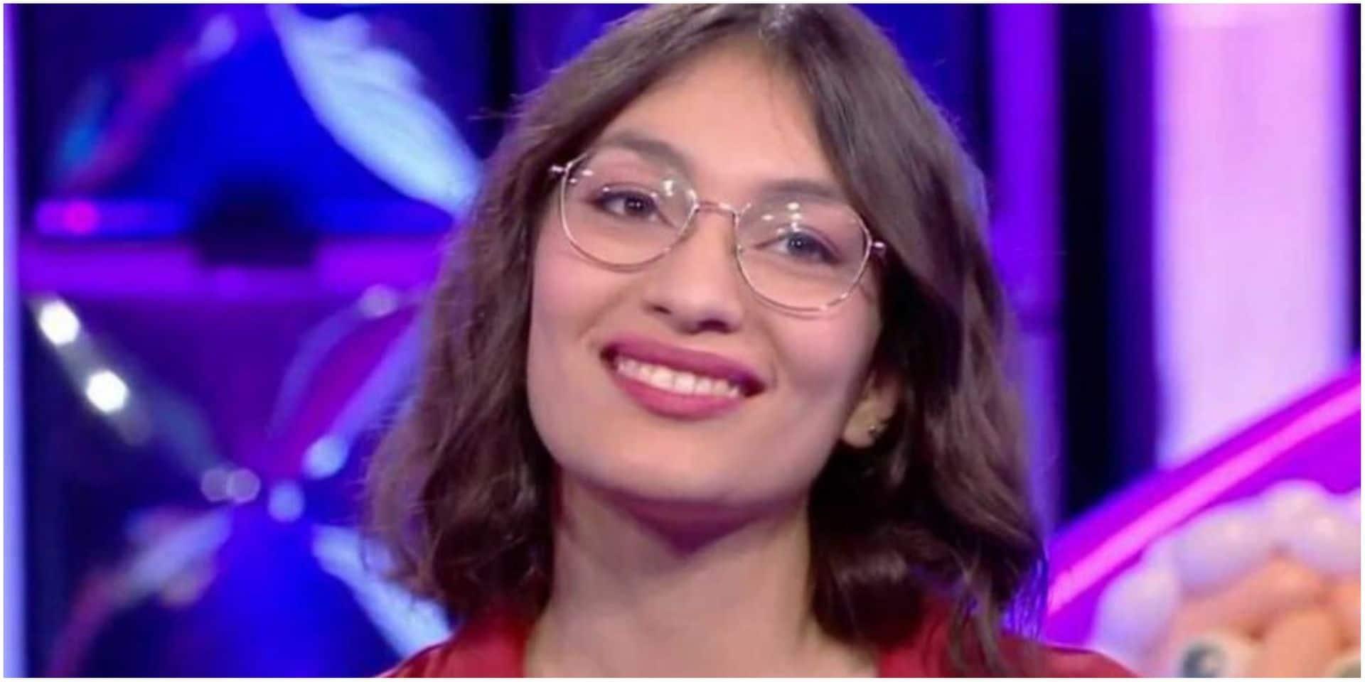"""La Louviéroise Alessandra éliminée de N'oubliez pas les paroles : """"J'ai trimé pour en arriver là !"""""""