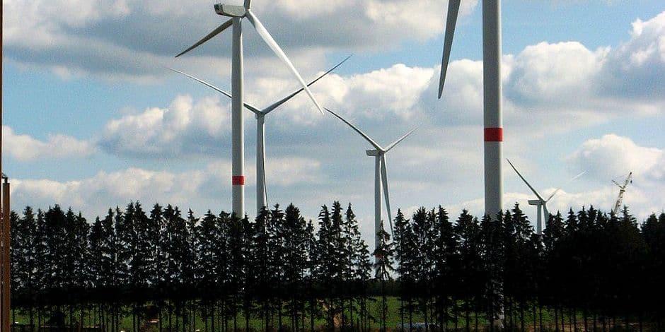 Bientôt un 2e parc éolien en zone forestière