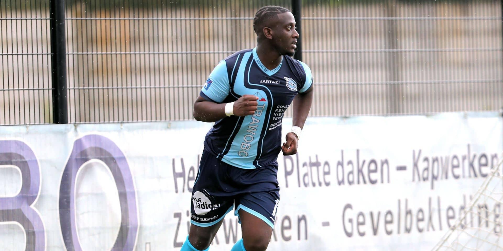 """Revoilà Allan Kimbaloula à la Réal: """"Je me sens très bien"""""""
