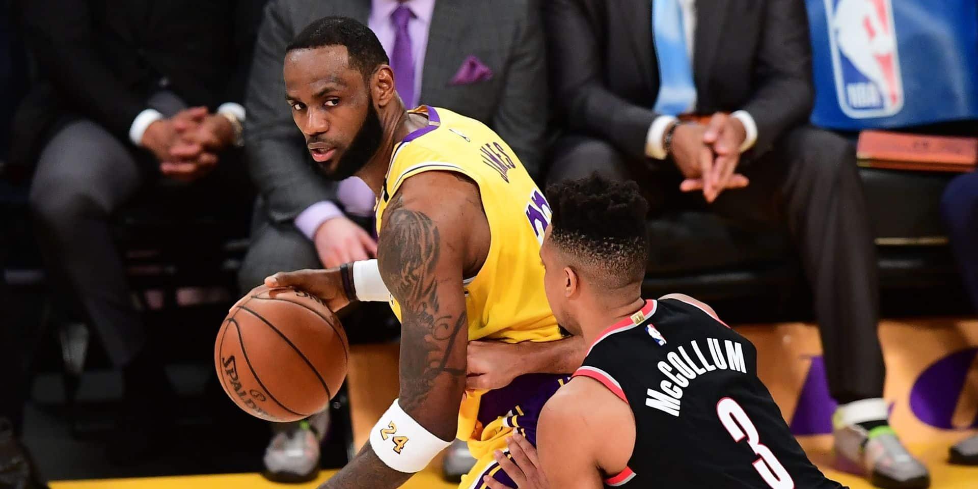 Le patron de la NBA vise une reprise de la saison le 31 juillet