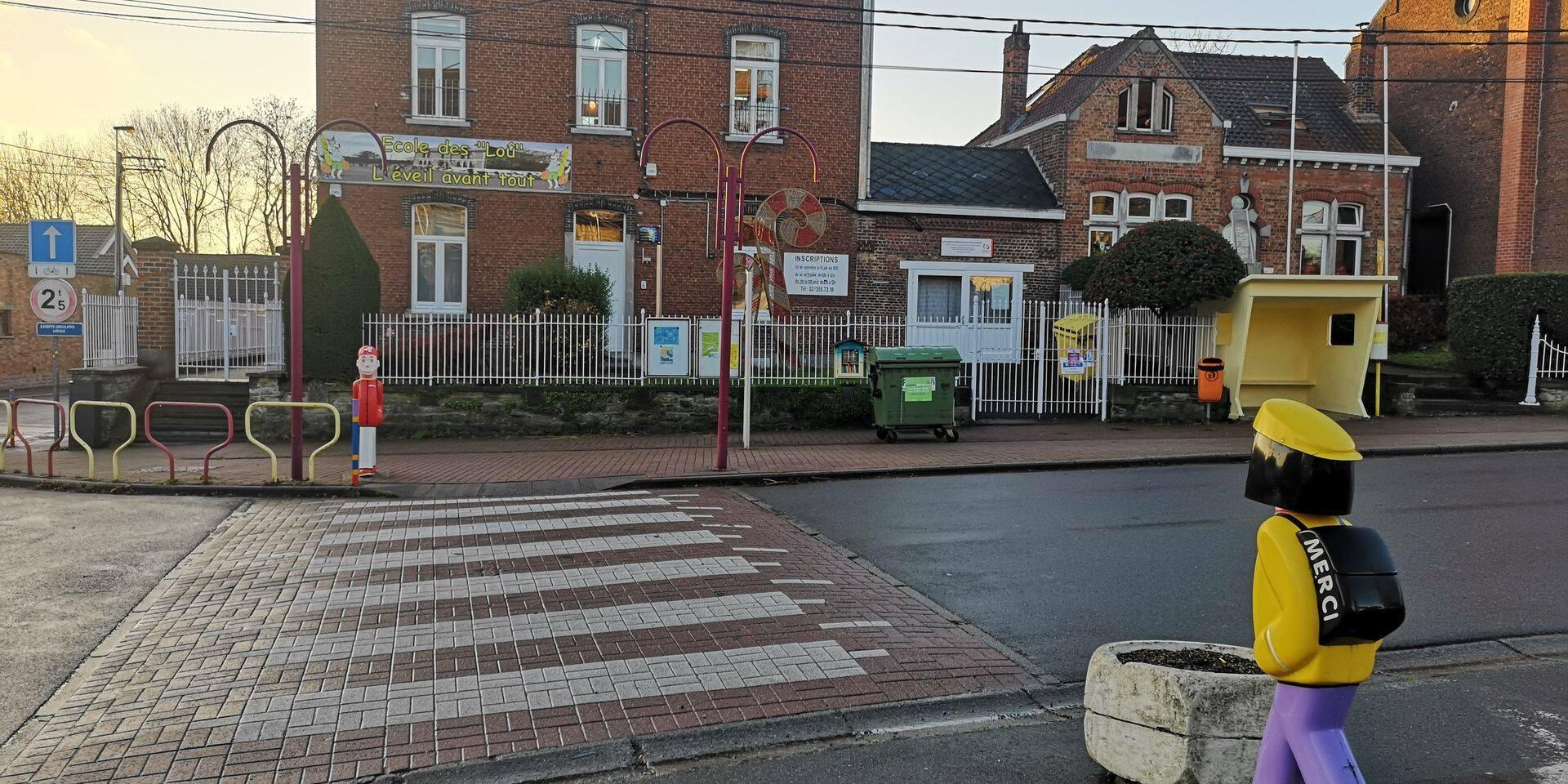 """L'école des Loû à Tubize reçoit le label """"École de la Paix"""""""