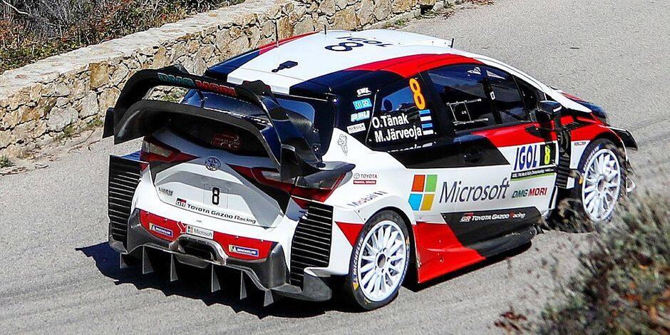 L'affaire Toyota défraie la chronique dans le petit monde de la WRC