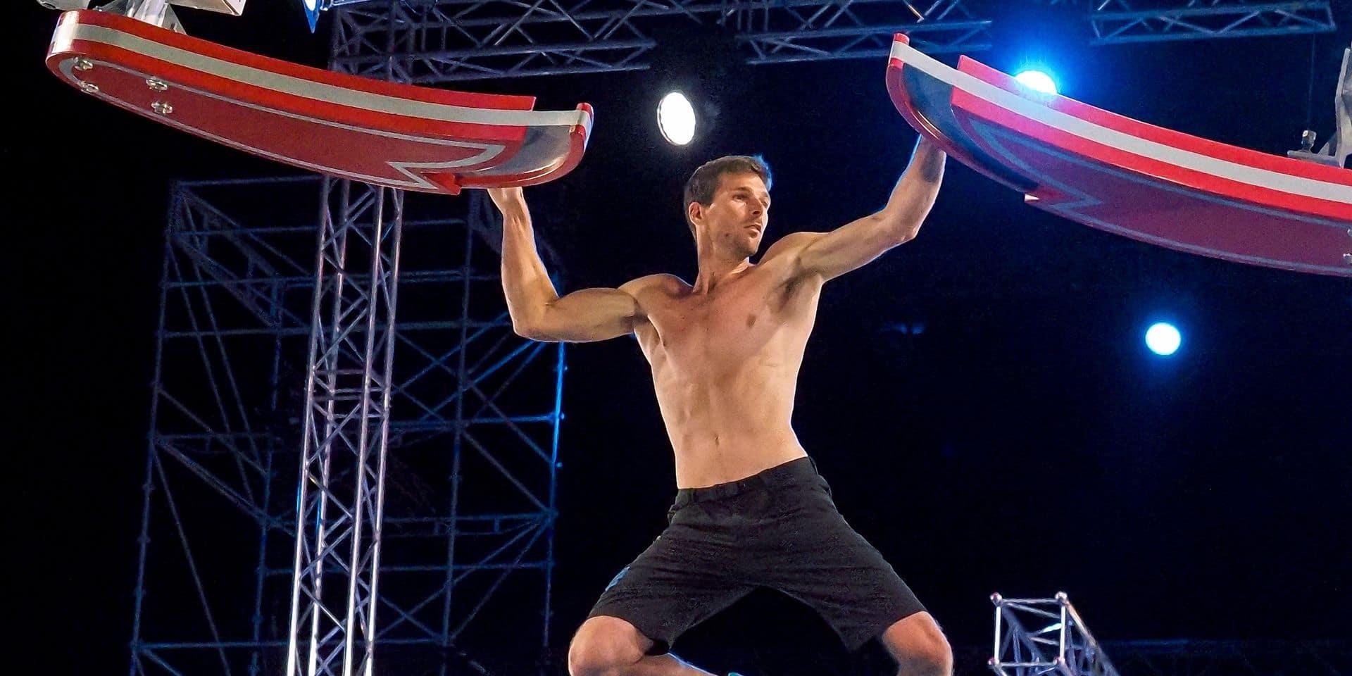 """Grande finale de """"Ninja Warrior"""" ce samedi soir: pas de Belge, une seule femme et... des obstacles encore plus impressionnants"""