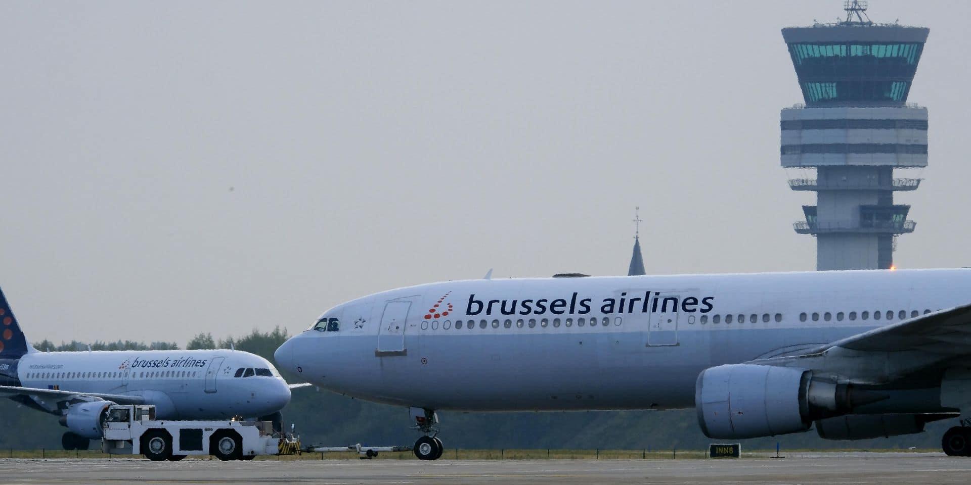 Brussels Airlines: 60 licenciements secs en Belgique