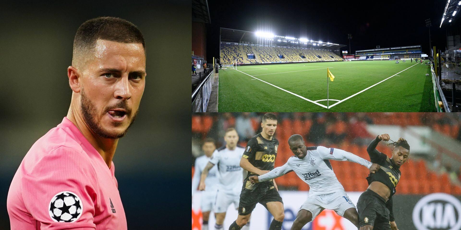 Choisissez le sujet du jour: Eden Hazard, une éventuelle fin de saison anticipée ou le coefficient belge en Europe