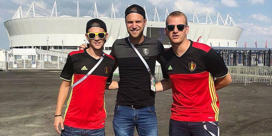 CdM 2018 : la Belgique revient des enfers face au Japon et se hisse en quart de finale !
