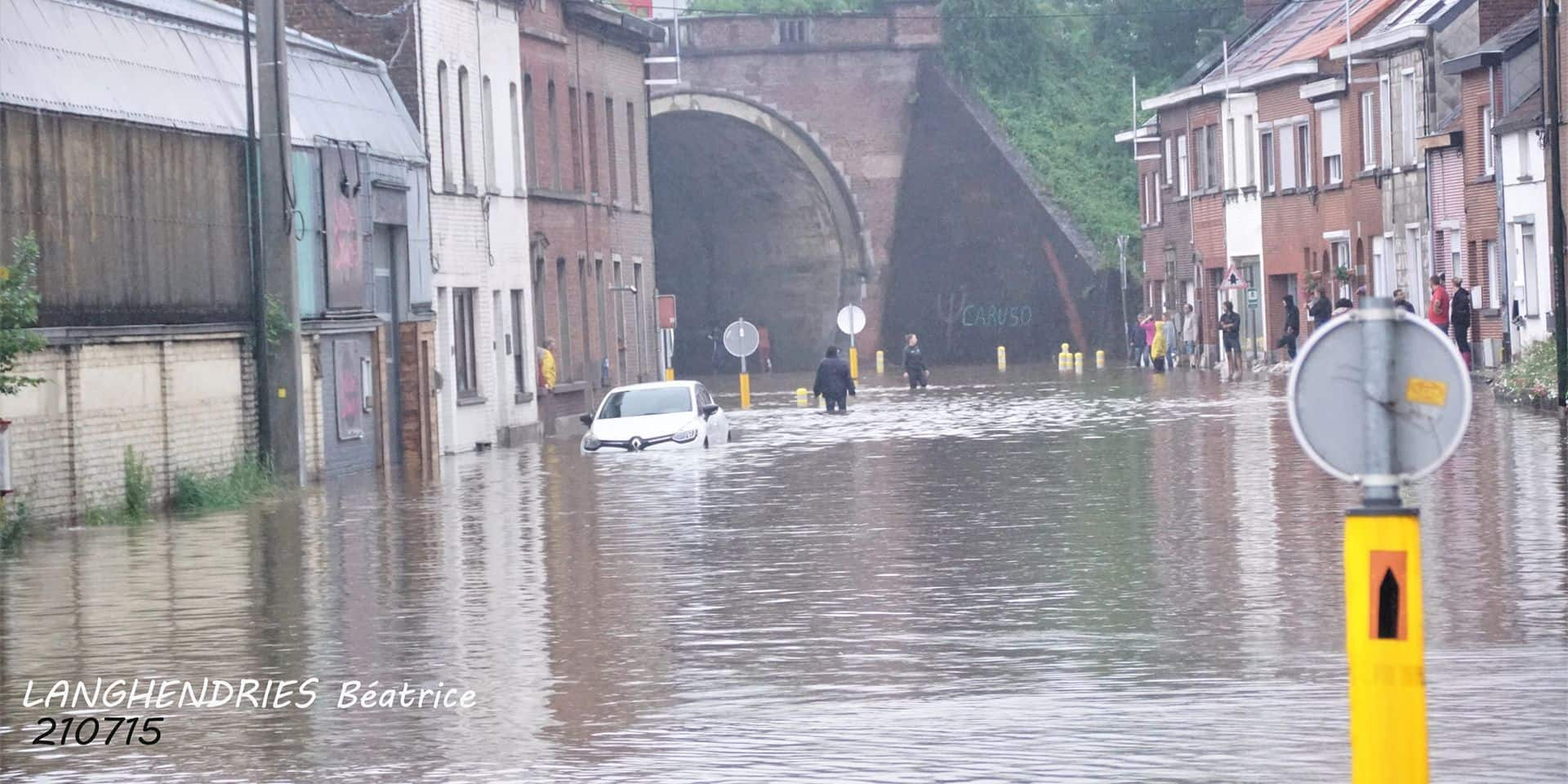 Inondations: l'heure est au bilan dans la région du Centre