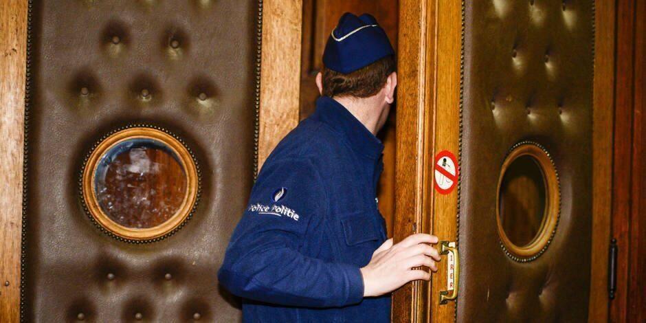 Liège : Il brise une bouteille sur la tête du garde !