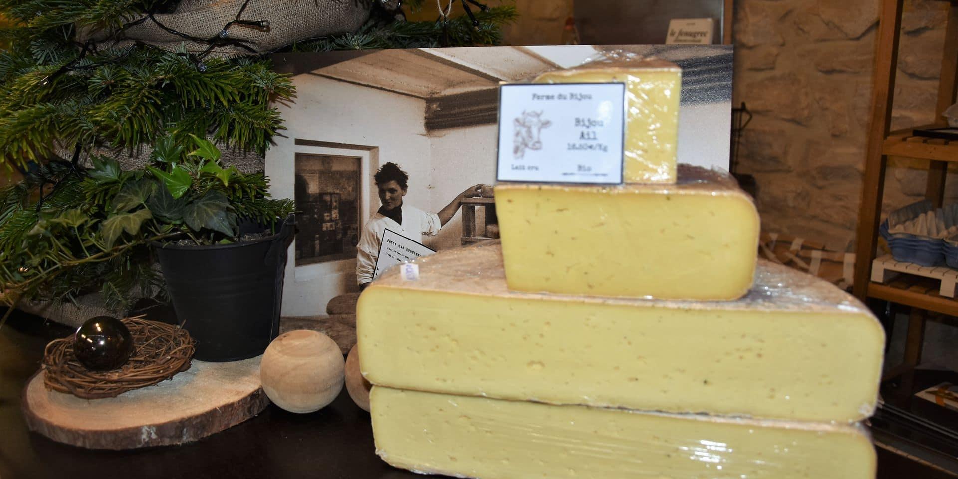 Le plateau de fromages, l'autre star des fêtes