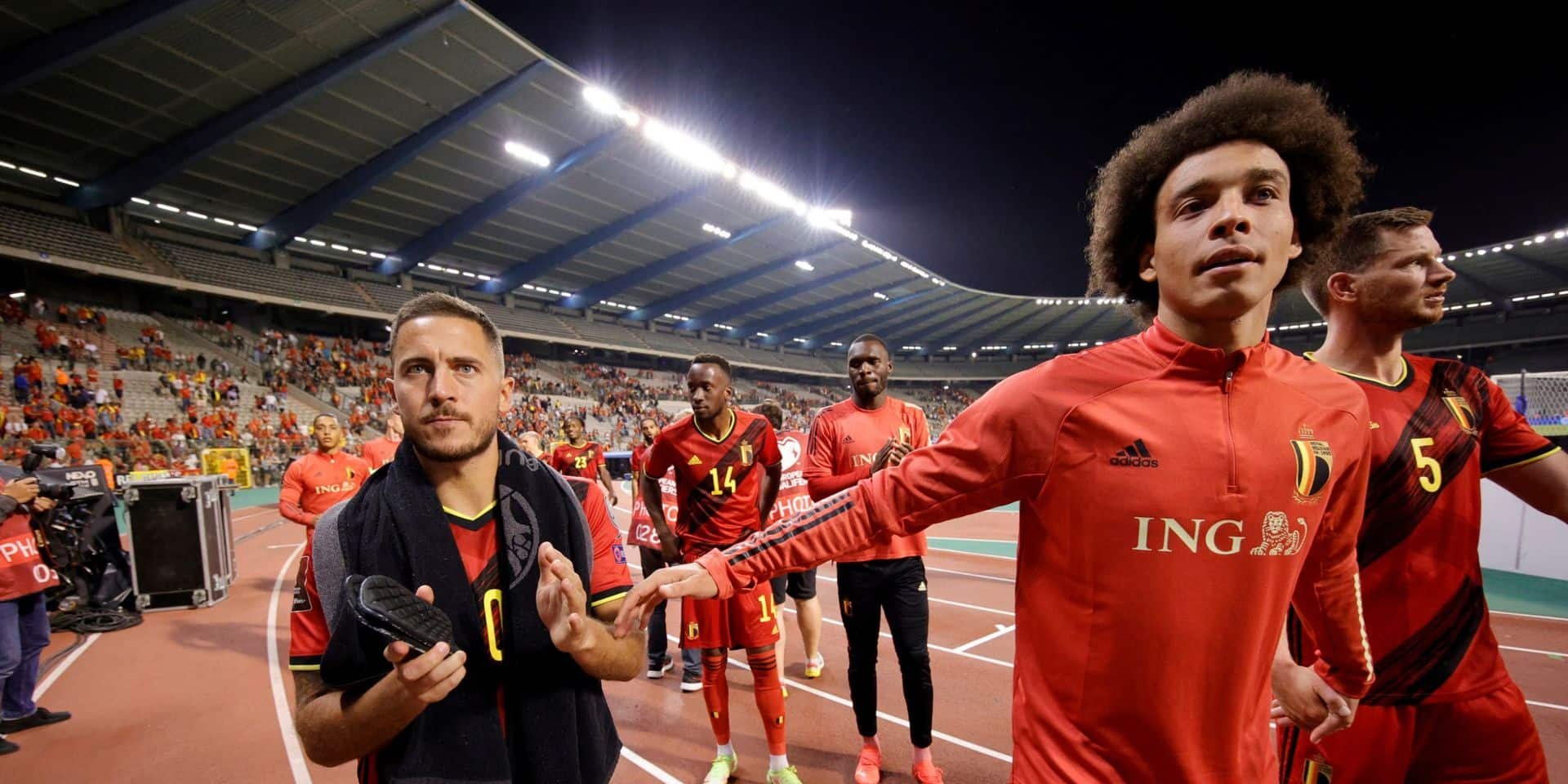 Près de 2.000 supporters belges à Turin jeudi en Ligue des Nations
