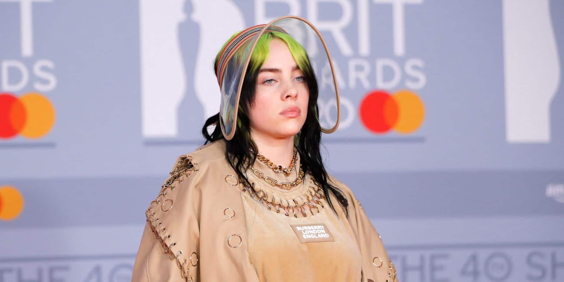 Billie Eilish ne ressemble plus à ça (PHOTOS)