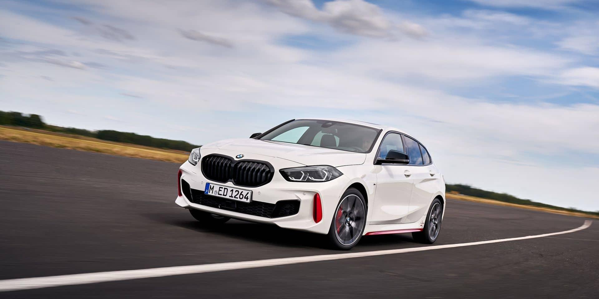 BMW 128 ti: le retour d'un blason mythique