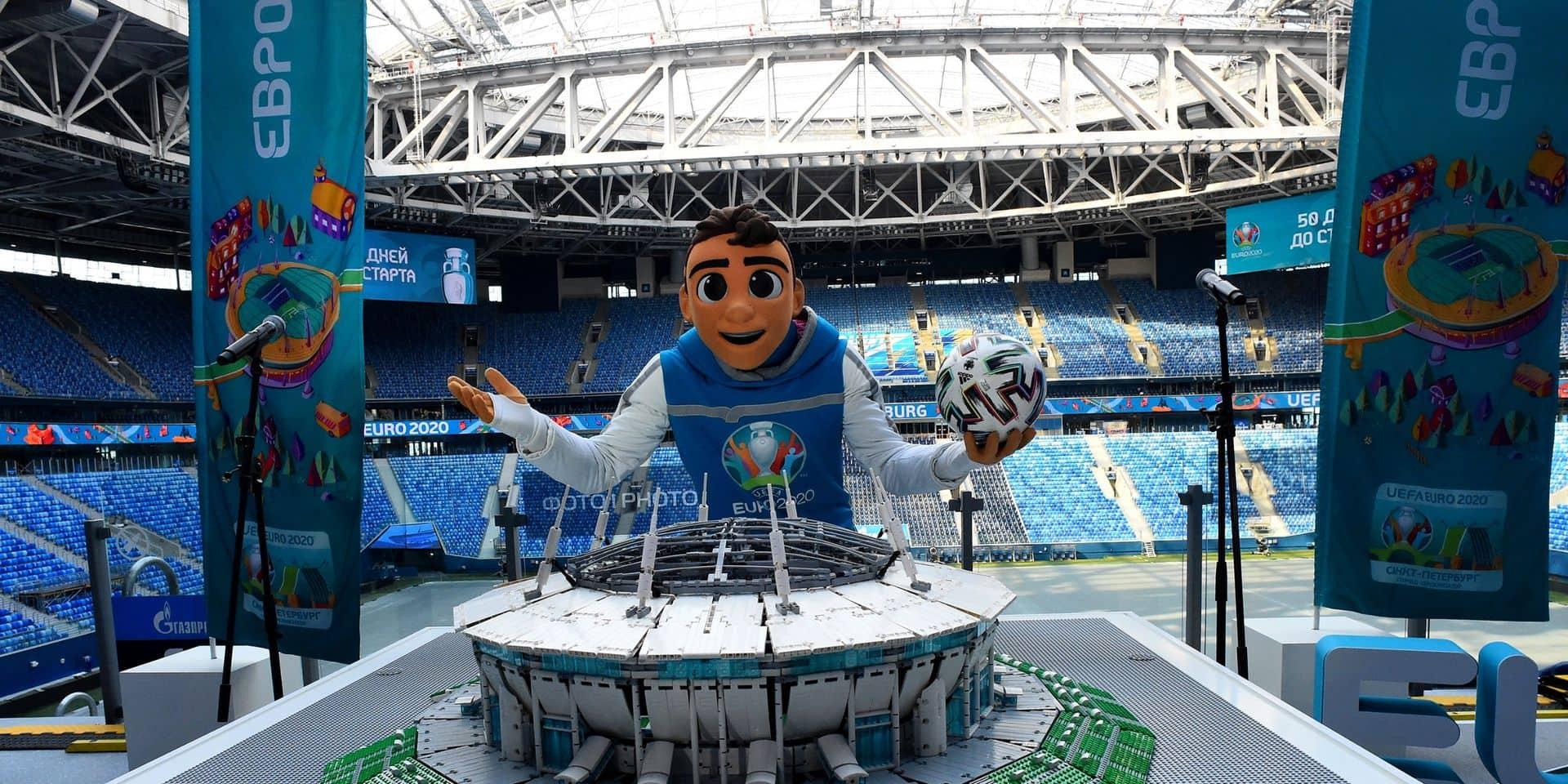 Envie de revendre des tickets pour l'Euro 2020? Vous avez jusqu'à ce jeudi 18h !